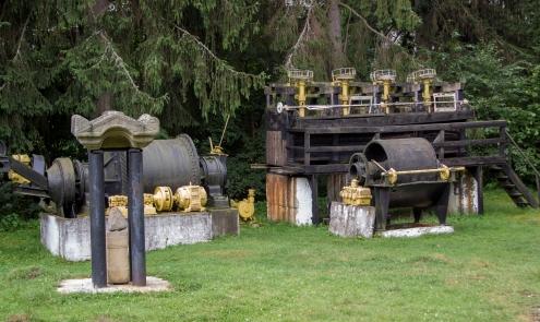 Utilaje folosite în minerit